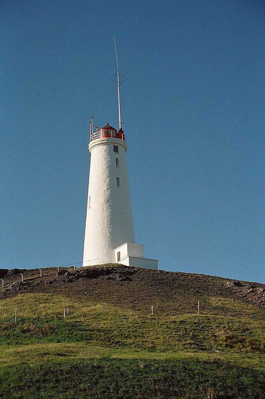 The Reykjanes Lighthouse