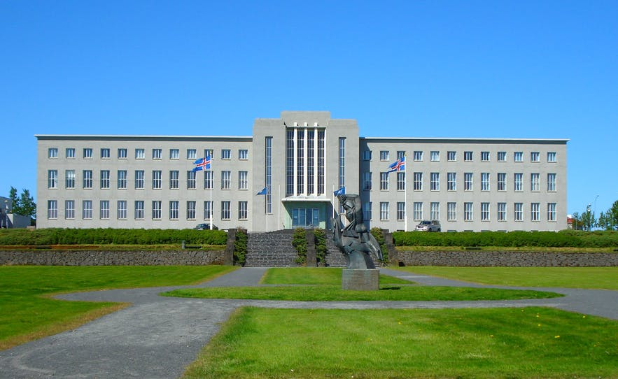 The University of Iceland was founded in 1911.