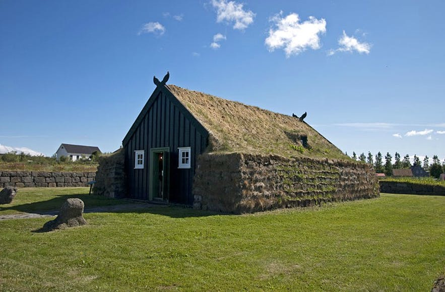 Árbæjarsafn has over twenty buildings of historical fascination.