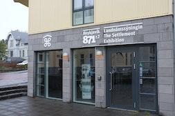 Exposición del Asentamiento de Reikiavik