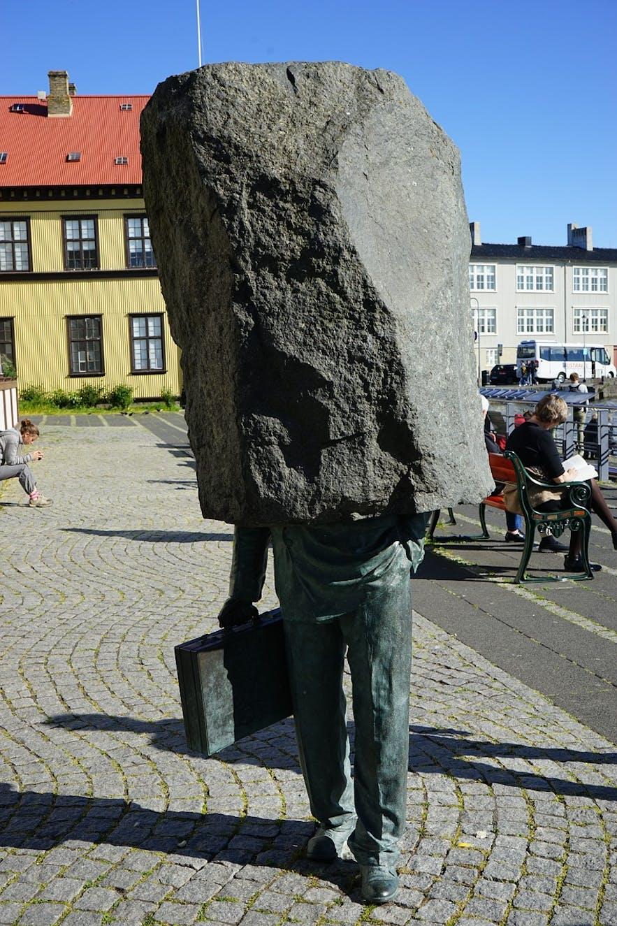 Reykjavík est une ville qui pousse avec la culture de l'art
