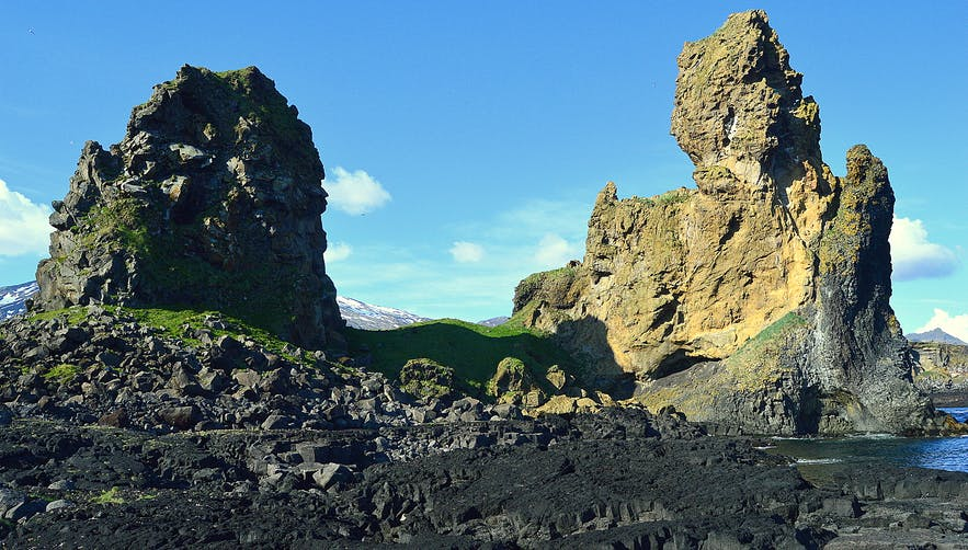 Explore the beautiful Snæfellsnes Peninsula on a Day Tour with Tröll Expeditions