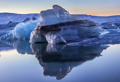 South Coast Adventure | 2 Day Tour to Jokulsarlon Glacier Lagoon with Glacier Hike & Winter Ice Cave