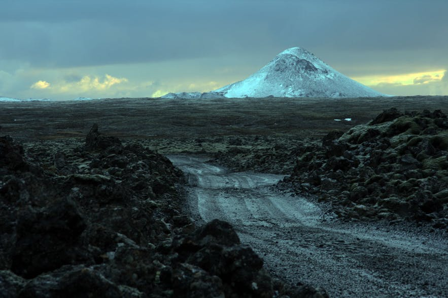 Der Keilir ist in Island für seine sofort erkennbare Form bekannt.