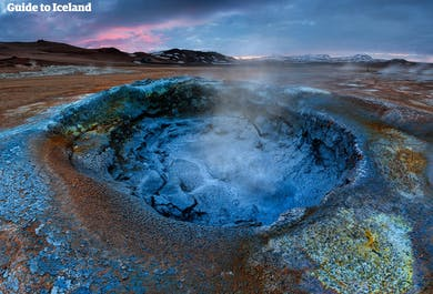 Lake Myvatn with North Iceland Waterfalls & Nature Baths