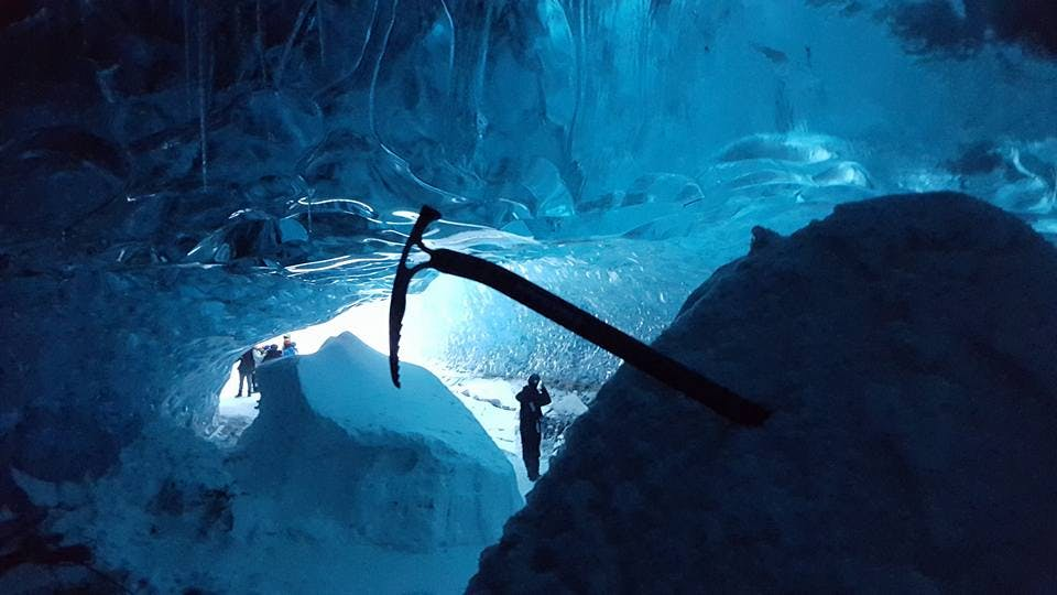 Vatnajokull Glacier Ice Cave Tour | Departure from Jokulsarlon