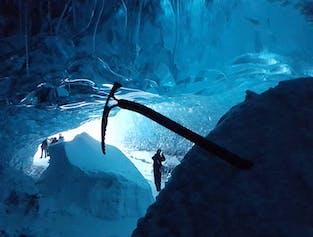 Wycieczka do jaskini w lodowcu Vatnajokull | Odjazd z Jokulsarlon