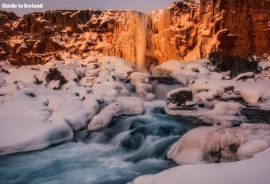 5 Day Family-Friendly Winter Package | Golden Circle, South Coast, Reykjavik & Blue Lagoon
