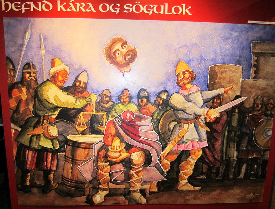 The Saga Centre in South-Iceland - An Exhibition on the Saga of Njáll