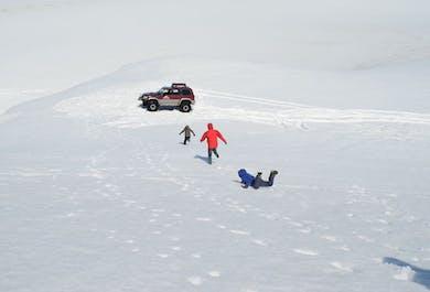 Super Jeep Tour   Vatnajokull Glacier