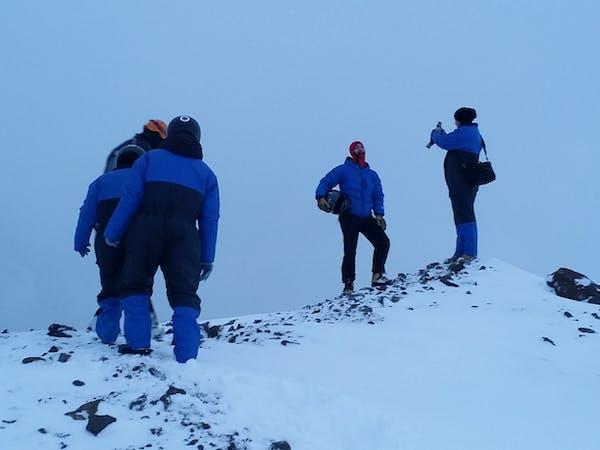 Glacier Journey