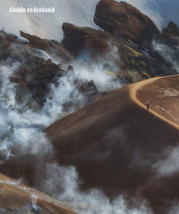 凯德灵加火山(Kerlingarfjöll)依然是冰岛的小众摄影目的地