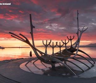 Traslado desde el aeropuerto de Keflavík a hoteles en Reikiavik