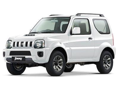 Suzuki Jimny 4x4 2015