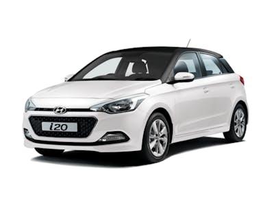 Hyundai i20 2017 - 2018
