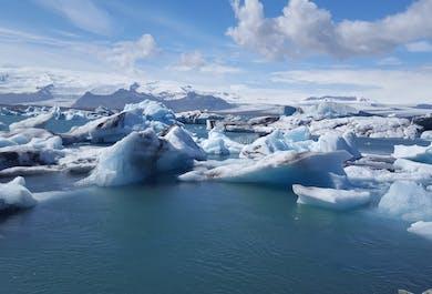 Highlights of the South Coast and Jökulsárlón Glacier Lagoon