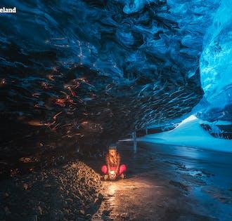 แพ็คเกจ 5 วันฤดูหนาว  ท่องเที่ยวเส้นทางวงกลมทองคำ ถ้ำน้ำแข็ง ล่าแสงเหนือ &บลูลากูน