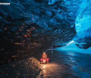 5 dni, pakiet | Jaskinia lodowa, Złoty Krąg, zorza polarna i Błękitna Laguna