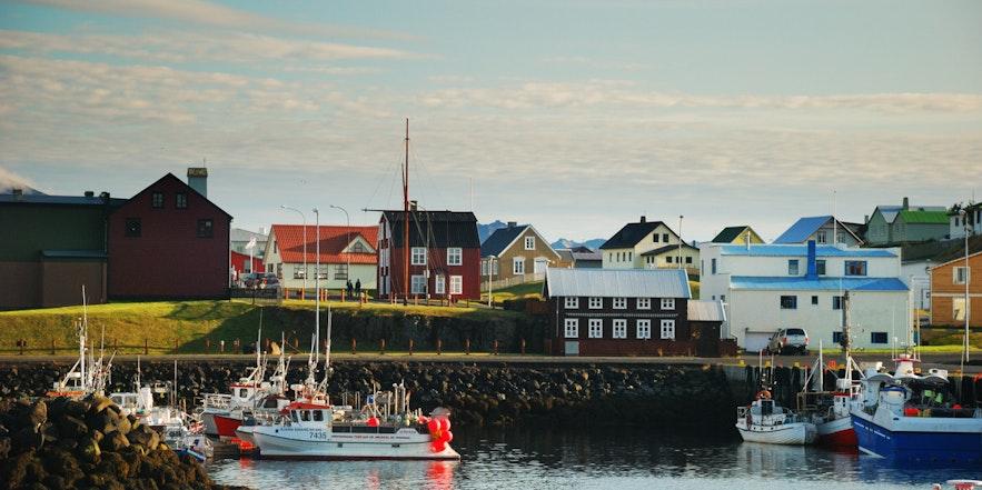 冰島stykkisholmur