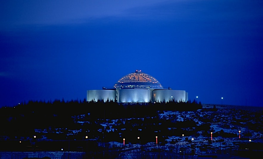 冰島珍珠樓 perlan