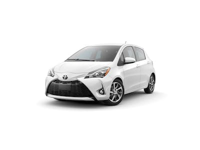 Toyota Yaris Automatic with GPS 2018