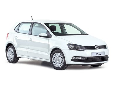 Volkswagen  Polo Manual with GPS 2016