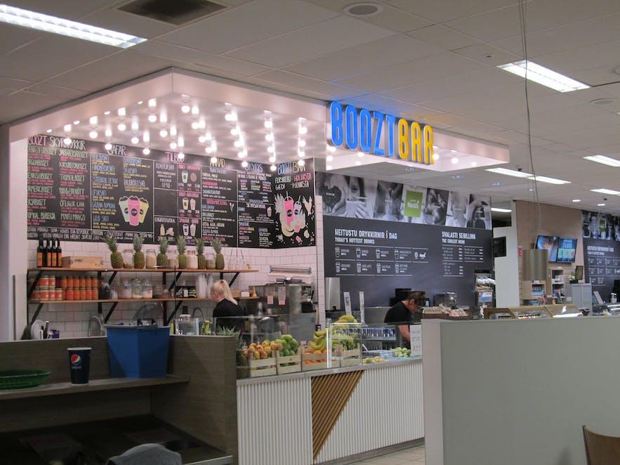 アイスランド人に人気なBooztという健康ミルクシェイク