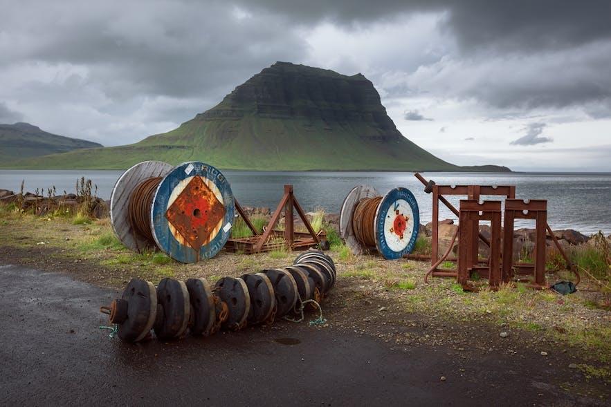 冰島 Grundarfjörður