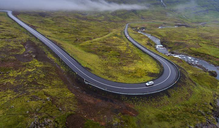 10 dagers leiebiltur   De største attraksjonene langs Ringveien og halvøya Snæfellsnes