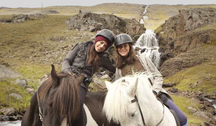 ทัวร์ขี่ม้าที่ไอซ์แลนด์ทางตะวันออก  ออกสู่ธรรมชาติ