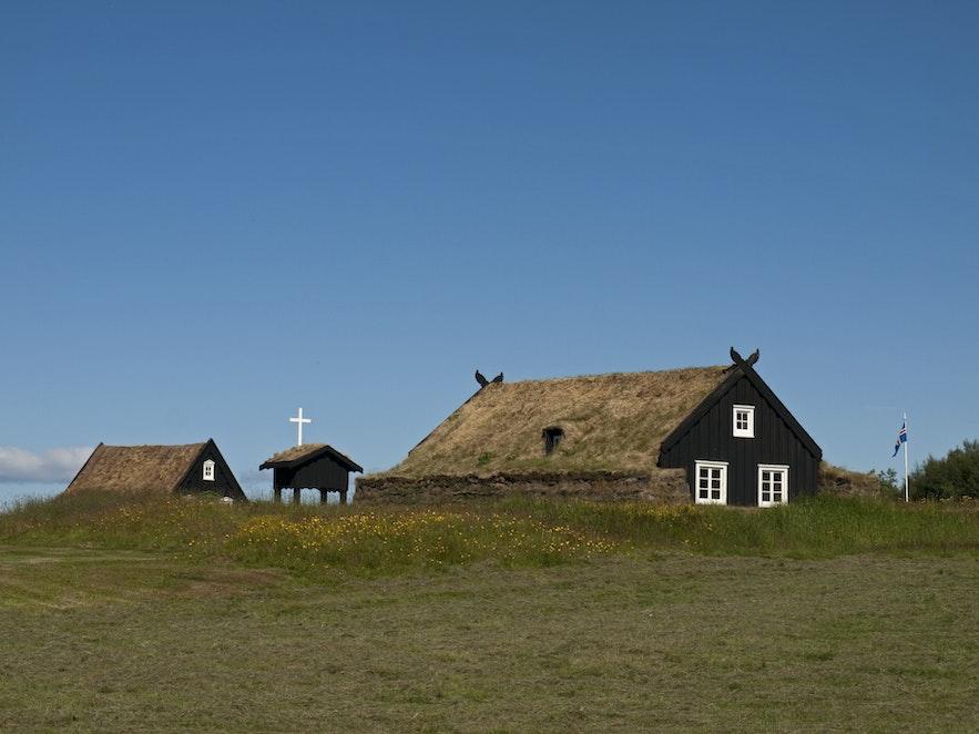 冰島露天博物館