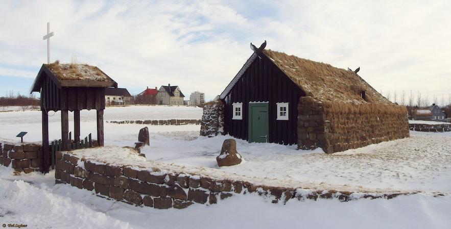 冬季露天博物館