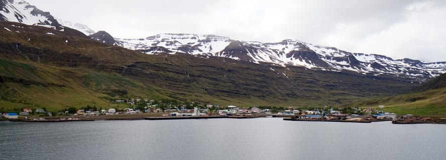 冰島Seydisfjordur