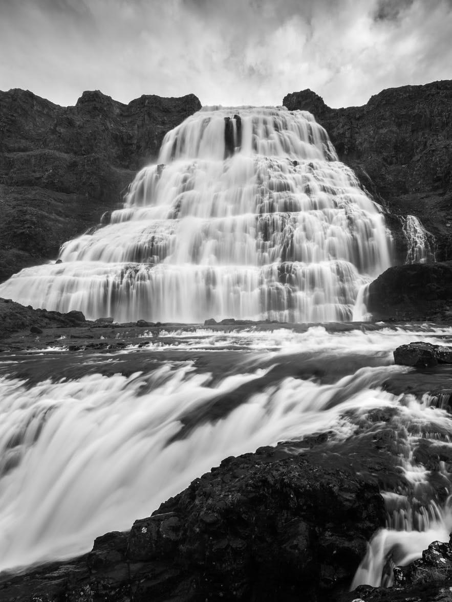 冰島Dynjandi