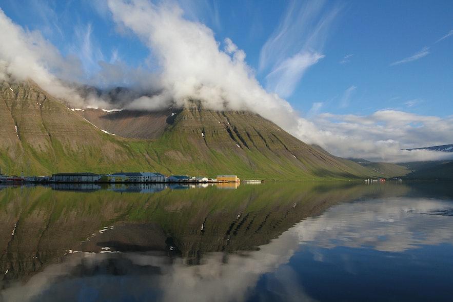 冰島isafjordur