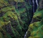 Randonnée à la cascade de Glymur