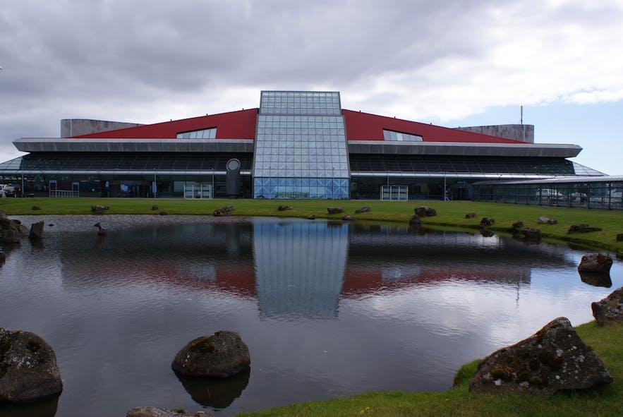 冰島國際機場