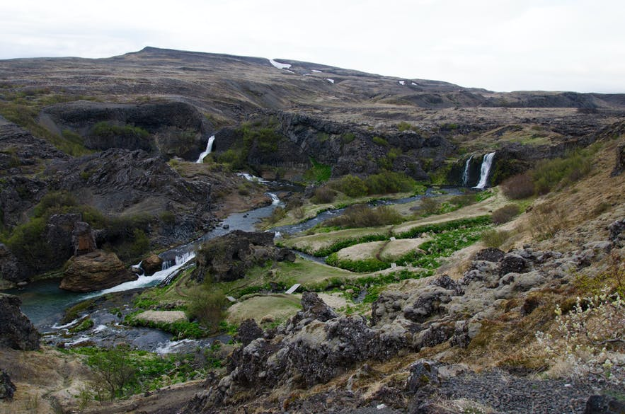 冰島Pjorsardalur