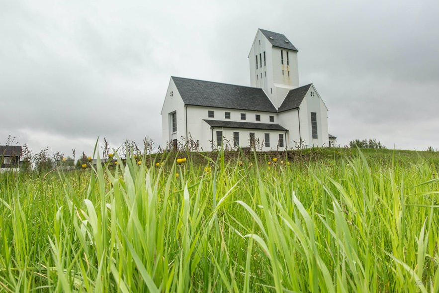 Skalhot 冰島