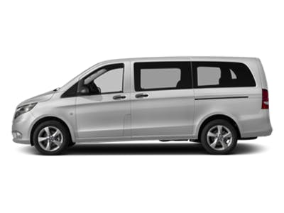 Mercedes Benz Vito 4x4 - 9 seater (2018-2019) 2018