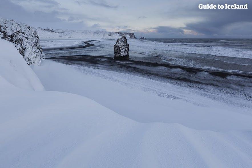 冰岛12月的天气