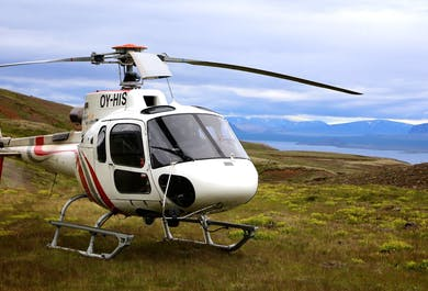 Geothermal Adventure Private Helicopter Tour