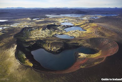 12-Hour Landmannalaugar Tour & Hot Springs