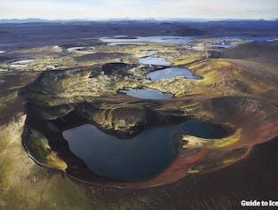 12-hour Landmannalaugar Tour & Hot Springs
