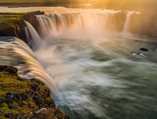 6-Hour Tour | Godafoss, Namaskard Geothermal Area & Myvatn Nature Bath