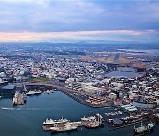 Lot nad Reykjavikiem | Wycieczka helikopterem