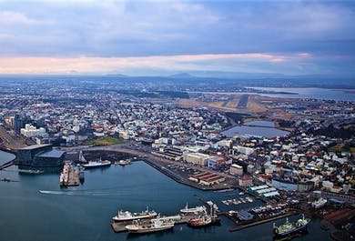 Reykjavik City Helicopter Tour