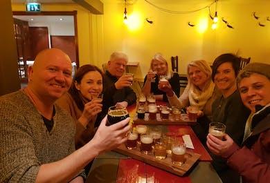 Reykjavik Beer Tour
