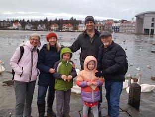 Walk With a Viking | Reykjavik Walking Tour