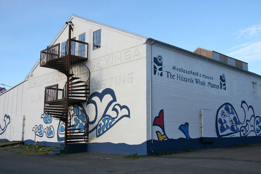 胡薩維克鯨魚博物館